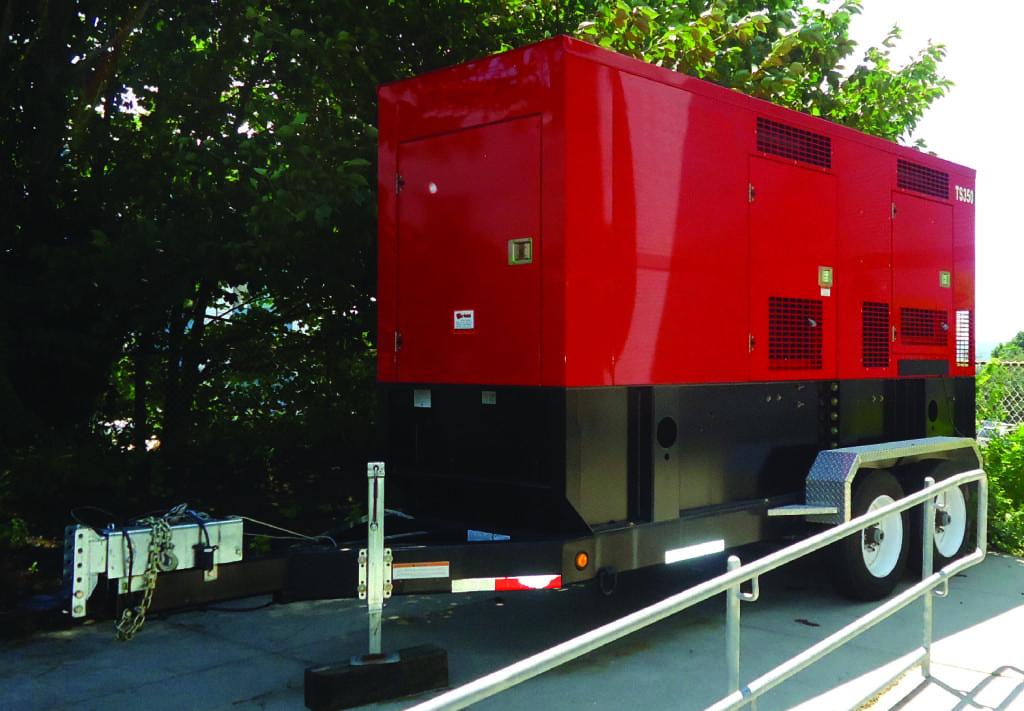 100 KW Generator Rental